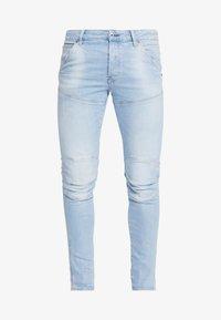 G-Star - 3D SLIM FIT - Jeans slim fit - azure stretch denim light aged - 3