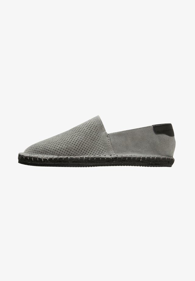 FOX - Espadrilles - grey