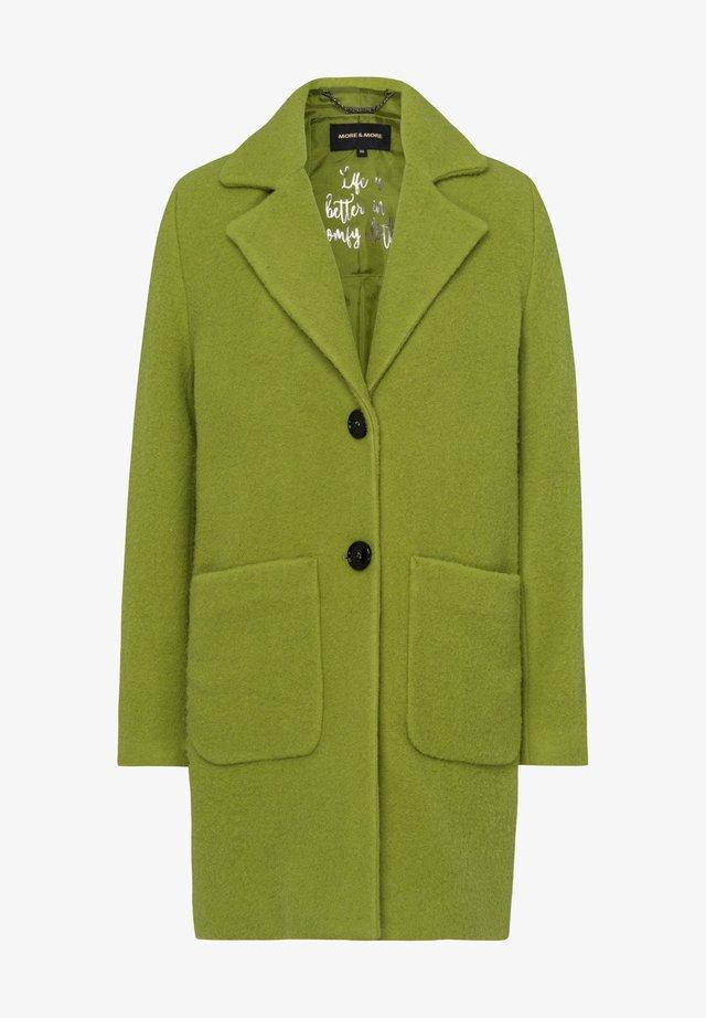 COAT - Classic coat - grã¼n