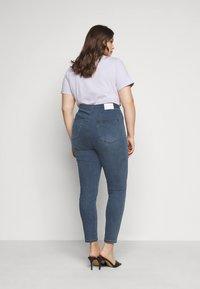 Glamorous Curve - LADIES - Jeans Skinny Fit - mid stonewash - 2
