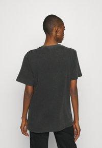 Desigual - VINTAGE MICKEY - T-shirts print - gris medio - 2
