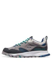 Timberland - GARRISON TRAIL WP - Walking shoes - steeple grey - 5