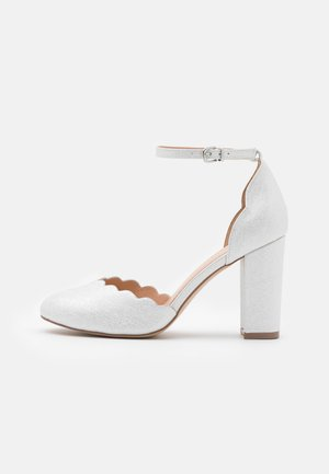 WHISPER - Klassiske pumps - white