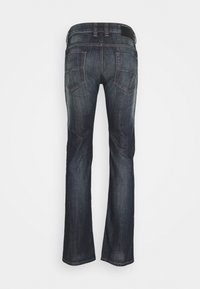 Diesel - SAFADO-X - Straight leg jeans - dark blue denim - 1