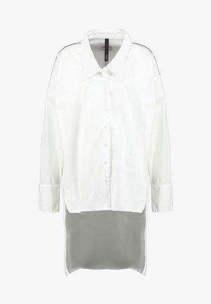 DRESS - Blouse - white