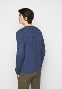 Polo Ralph Lauren - CABLE - Pullover - derby blue heather - 2