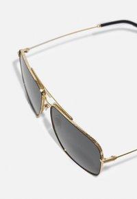 Dolce&Gabbana - Sluneční brýle - gold-coloured/black matte - 4