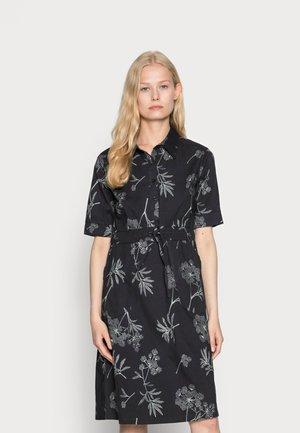 SUSANNE DRESS - Košilové šaty -  grey silver grey hemlock