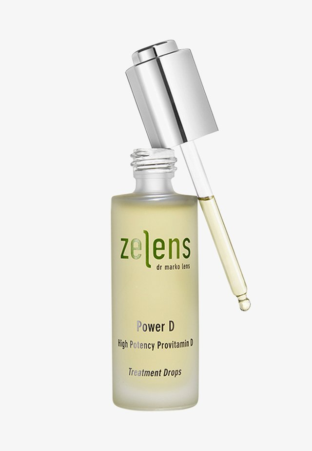 ZELENS POWER D TREATMENT DROPS - Serum - -