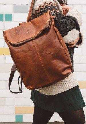 Plecak - honey brown