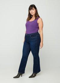 Zizzi - Top - purple - 1