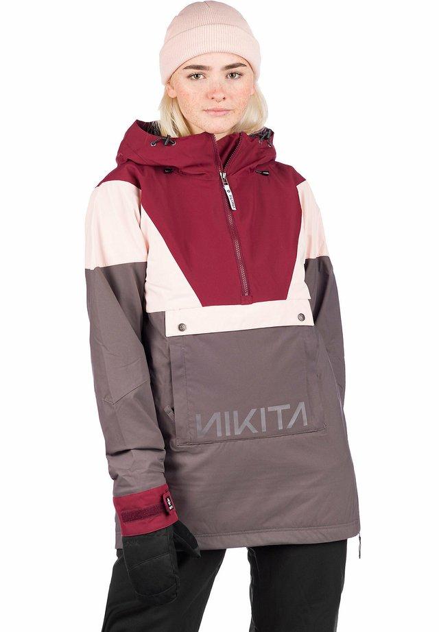 WILLOW  - Light jacket - steel grey