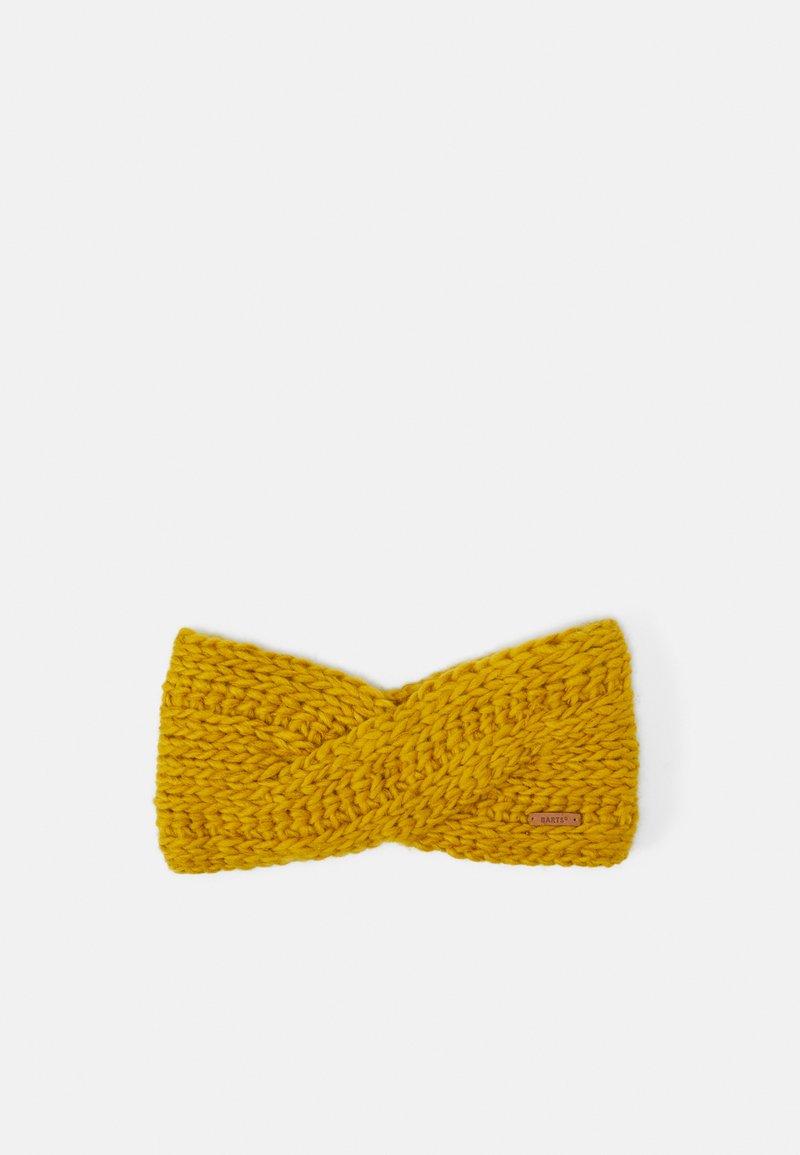 Barts - JASMIN HEADBAND - Ear warmers - yellow