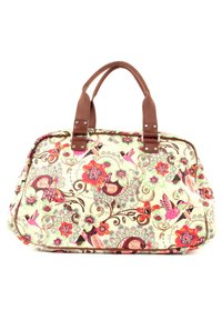 Oilily - TROPICAL BIRDS - Weekend bag - off white - 1