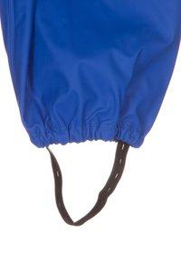 CeLaVi - RAINWEAR SUIT BASIC UNISEX - Waterproof jacket - ocean blue - 6