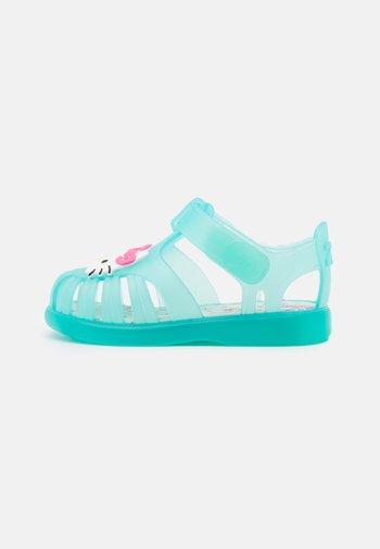 TOBBY  - Sandals - aguamarina