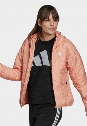 Soft shell jacket - pink