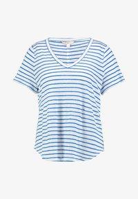 Banana Republic - VEE TEE - Basic T-shirt - bold blue - 3