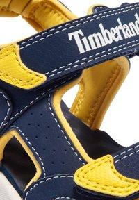 Timberland - Walking sandals - black iris - 5