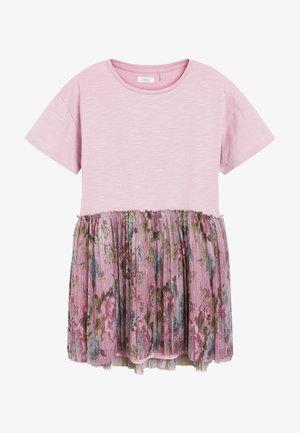 Denní šaty - lilac