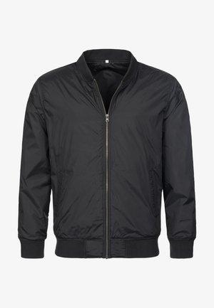 Training jacket - black opal
