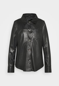 Oakwood - ANAE - Leather jacket - black - 5