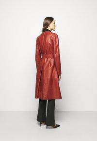 Bally - LUX COAT - Classic coat - spice - 2