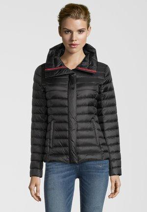 PAULINE - Down jacket - black