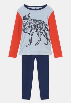 TUCKER - Pyjama - blue
