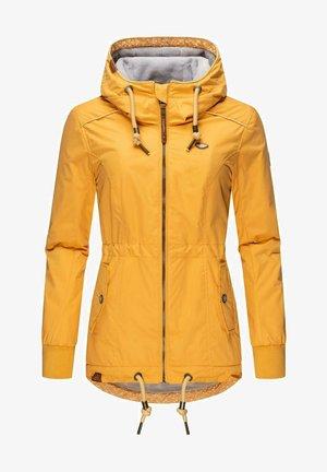 DANKA - Winter jacket - honey
