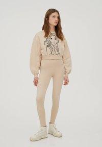 PULL&BEAR - DISNEY - Sweatshirt - beige - 0
