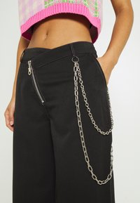 The Ragged Priest - DROPOUT PANT - Trousers - black - 5