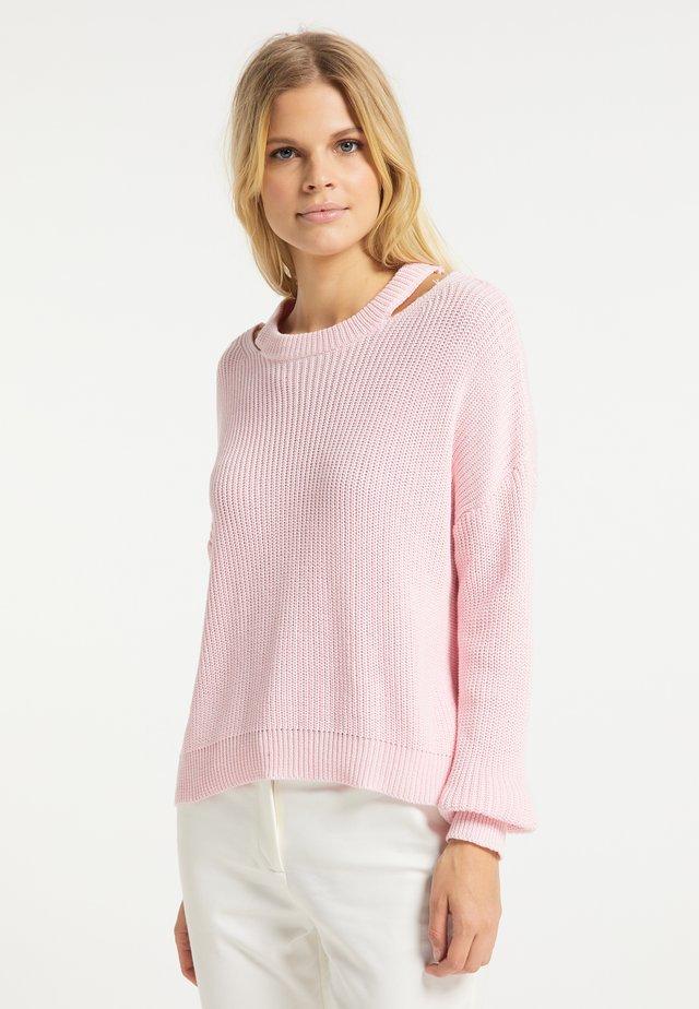 Maglione - rosa