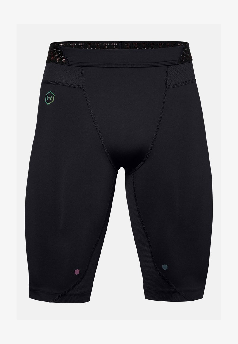 Under Armour - Swimming trunks - black