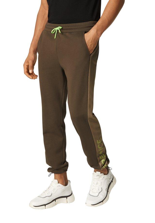 Pantalon de survêtement - oliv