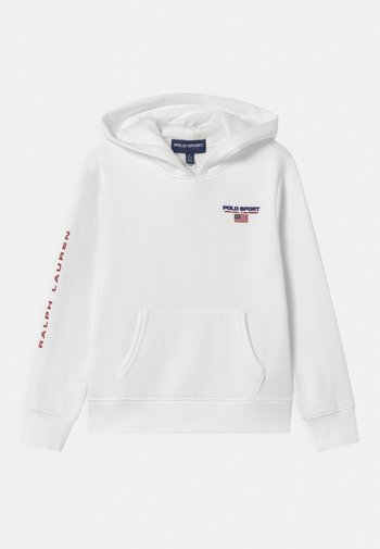 HOOD - Sweatshirts - white