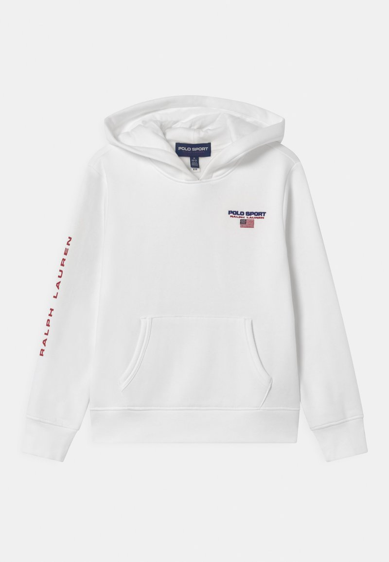 Polo Ralph Lauren - HOOD - Sweatshirt - white