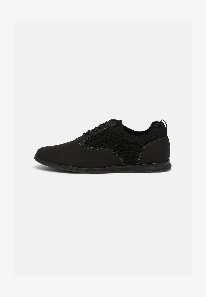 ALDO - BALLAN - Casual lace-ups - black