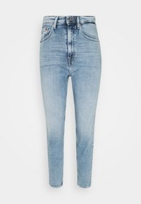 Tommy Jeans - MOM - Relaxed fit jeans - denim light - 4