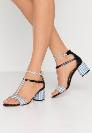 PALMA - Sandals - nero