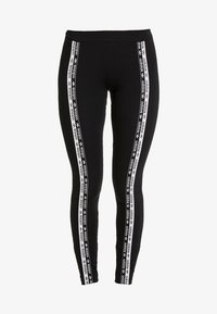 adidas Originals - Leggings - Trousers - black - 3