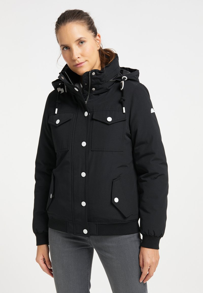 ICEBOUND - Winter jacket - schwarz
