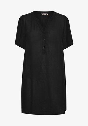 CAMILLA - Korte jurk - black deep