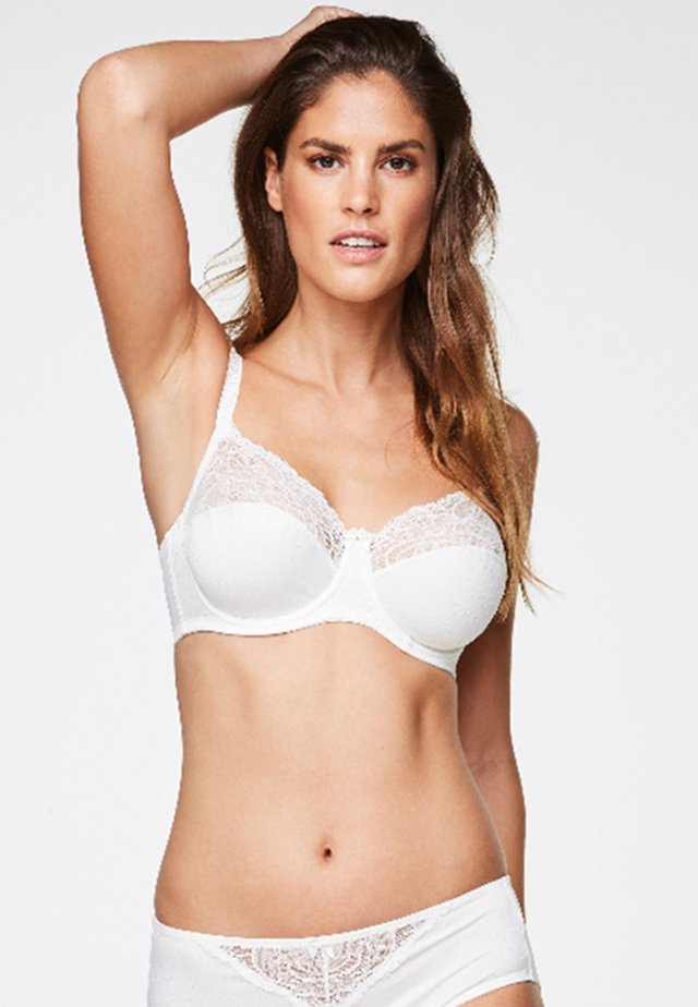 SOPHIE - Underwired bra - white