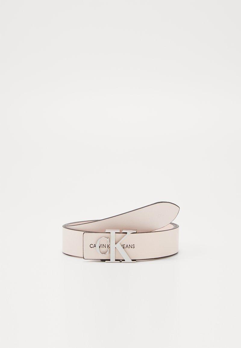 Calvin Klein Jeans - MONO HARDWARE - Pásek - pink