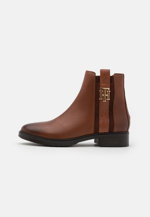 INTERLOCK BOOT - Classic ankle boots - pumpkin paradise