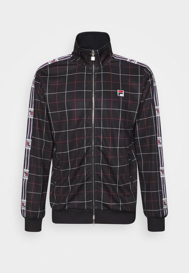 WAITE - Training jacket - black