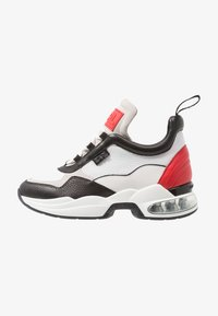 KARL LAGERFELD - LAZARE MID - Sneakers - white/red - 1