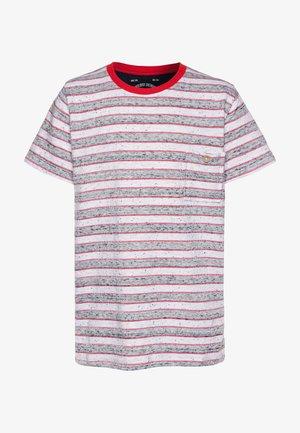 DIONISIO - Camiseta estampada - white