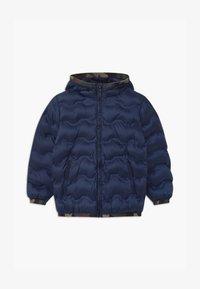 Benetton - HARRY ROCKER - Winter jacket - dark blue - 0